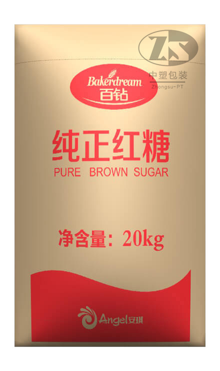 product 3d 10 - 百钻纯正红糖袋